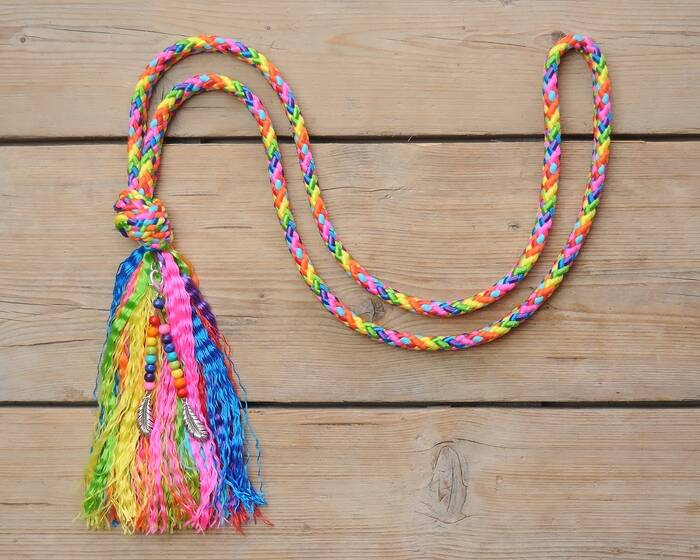Color Bomb neckrope