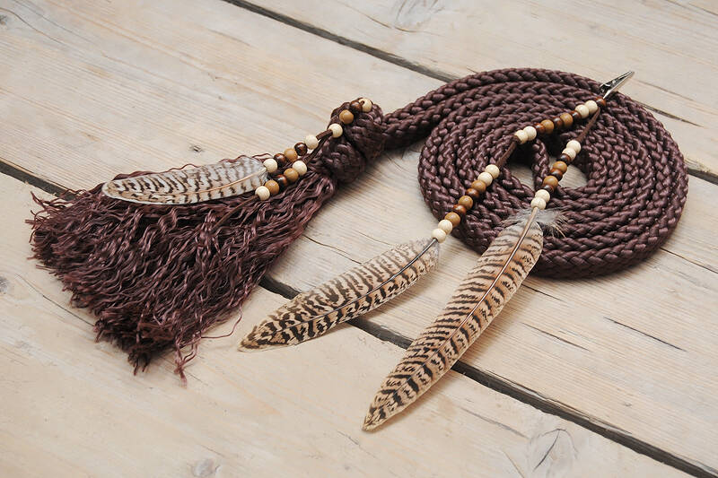 Neckrope Featherstyle