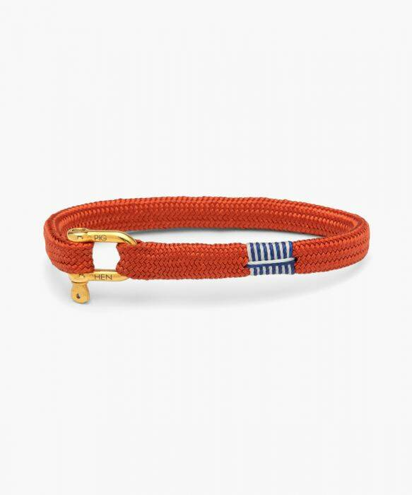 Pig & Hen - Vicious Vik - Coral Red/Gold