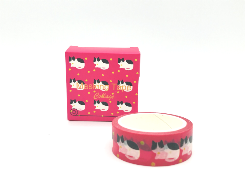 Washi tape: pink panther