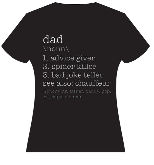 Definition of a Dad