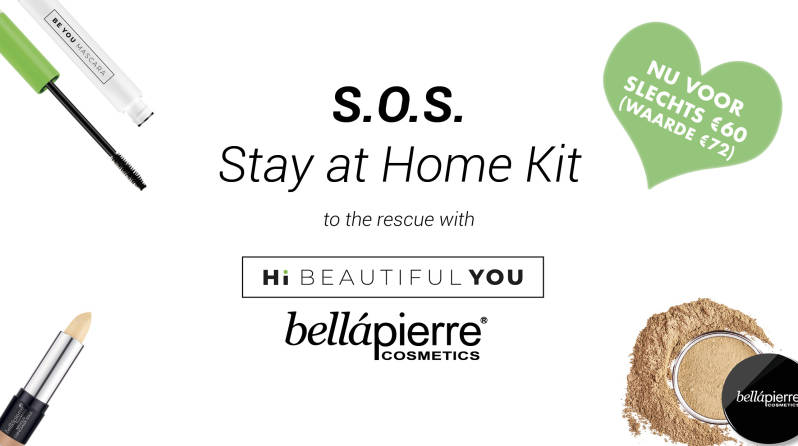 Bellápierre . SOS Stay at home kit