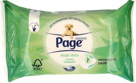Page clean
