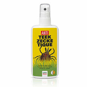 Anti-Teek/ Zecke/Tique spray-teken