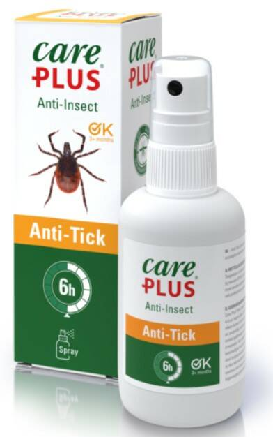 """NIEUWPRODUCT"" Anti Teek spray Care Plus - 60ml"