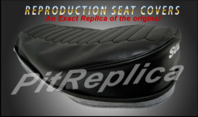 RV50 SEAT COVERS