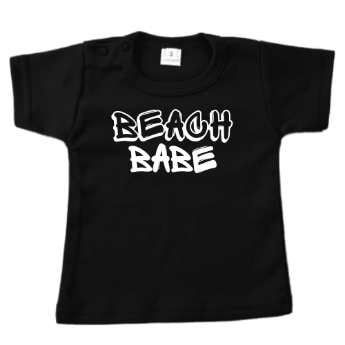 T-shirt Babe ABC Be cool