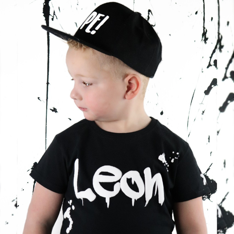 *Limited edition* T-shirt Kids ABC Let's go urban