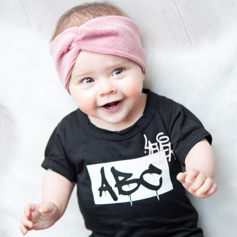 T-shirt / Longsleeve Kids ABC Let's go urban
