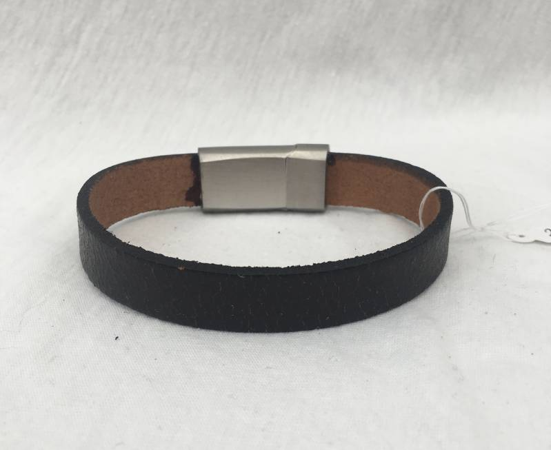BL armband rough dark brown