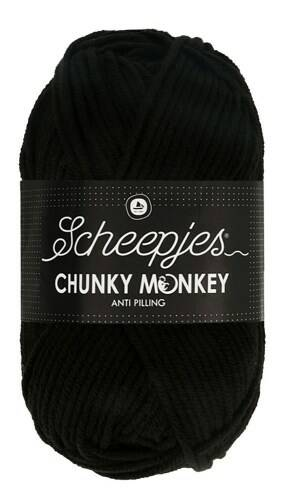 Chunky Monkey 1002 Black
