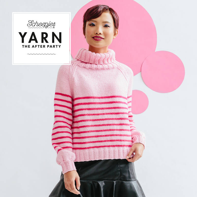 YARN The After Party 128 - Borderlines Jumper