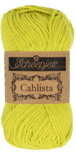 Cahlista 245 Green Yellow