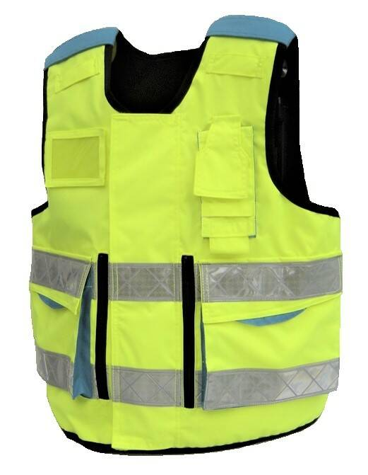 Ambulance steekwerend vest Sioen KR1-SP1 Medium
