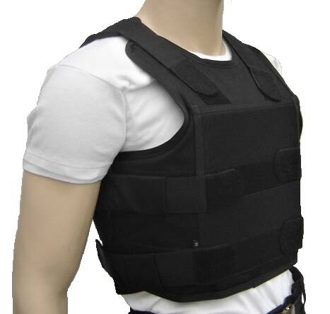 Security Economic steekwerend vest S-M