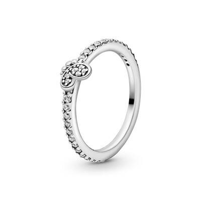 Pandora Ring Sparling Butterfly 197948CZ