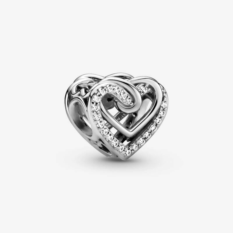 Pandora Sparkling Entwined Hearts 799270C01