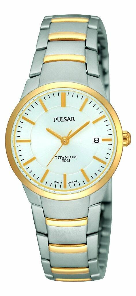 Pulsar Quartz Dameshorloge PH7128X1