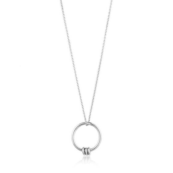 Ania Haie Modern Circle - Necklace AH N002-01H