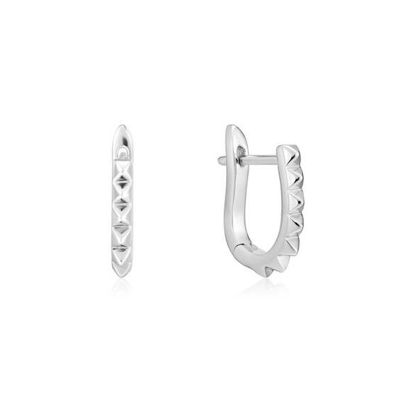 Ania Haie Spike It Up - Hoop Earrings AH E025-07H