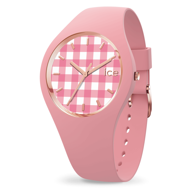 Ice Watch Check Vinchy Pink Small IW016053
