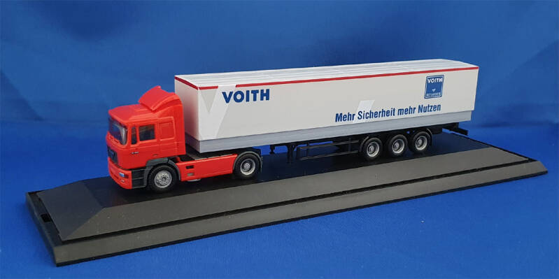 "Herpa in PC ""M.A.N Voith"" (0611)"