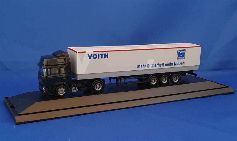 "Herpa in PC ""M.A.N Voith"" (0617)"
