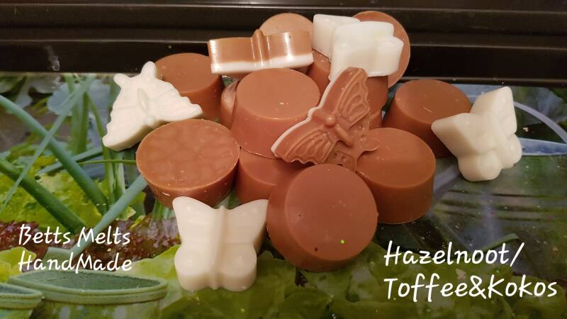 Melts Hazelnoot&Toffee