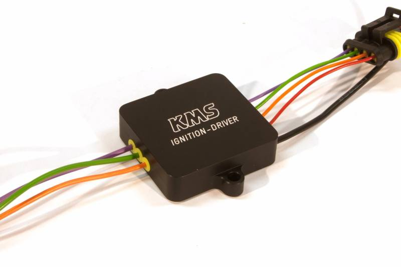 KMS Ignition driver 3-channel
