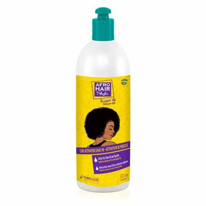 Afro Hair Style Curl Activator Leave-In 500 ml