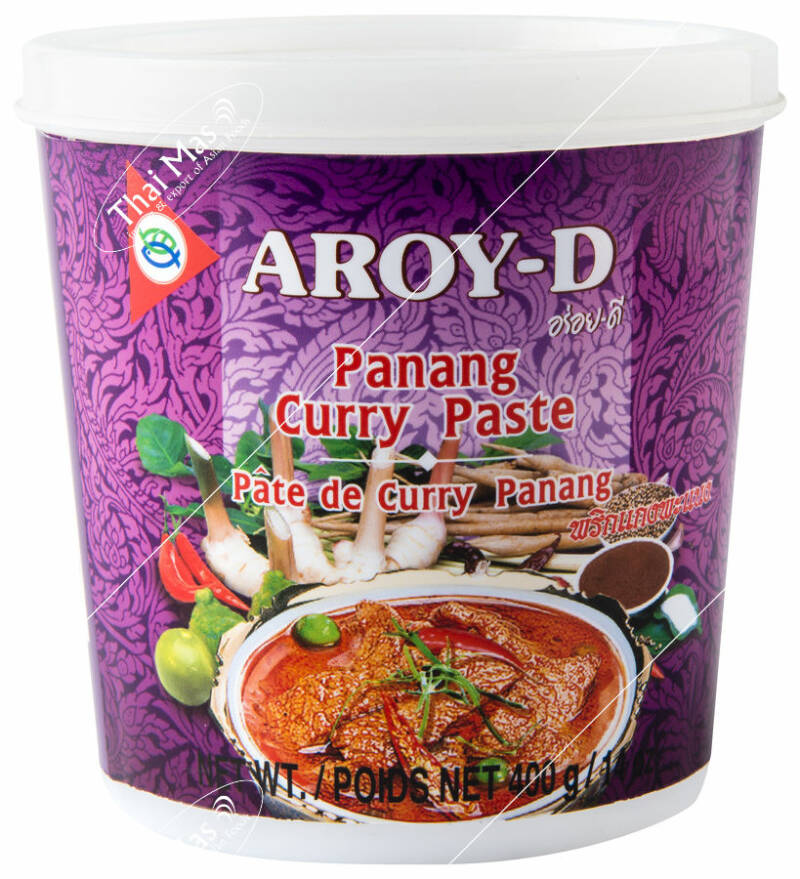 Aroy-D Panang Curry Paste 400 gr