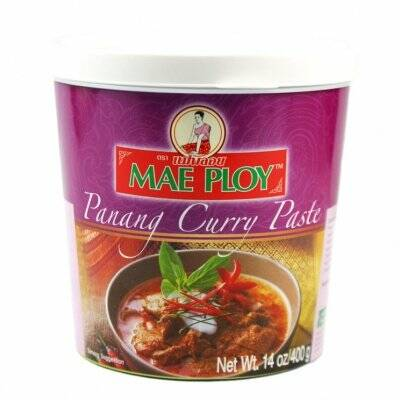 Mae Ploy Panang Curry Paste 400 gr