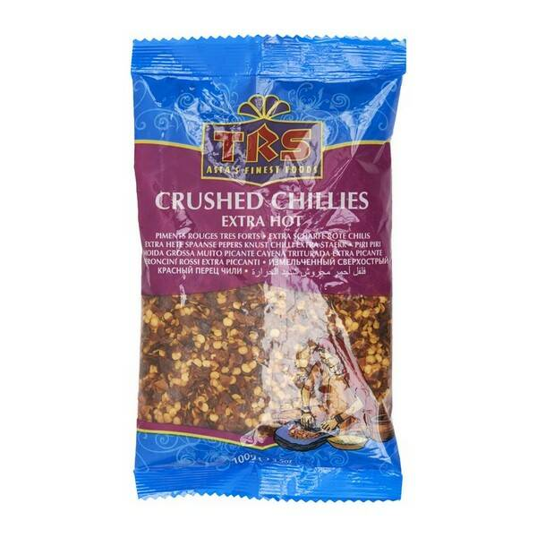 TRS Chillies Crushed Extra Hot 100gr