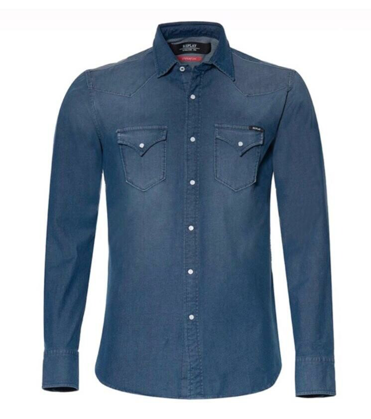 Jeans blouse     Replay