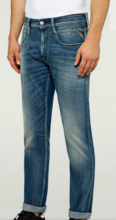 Jeans  |  Replay