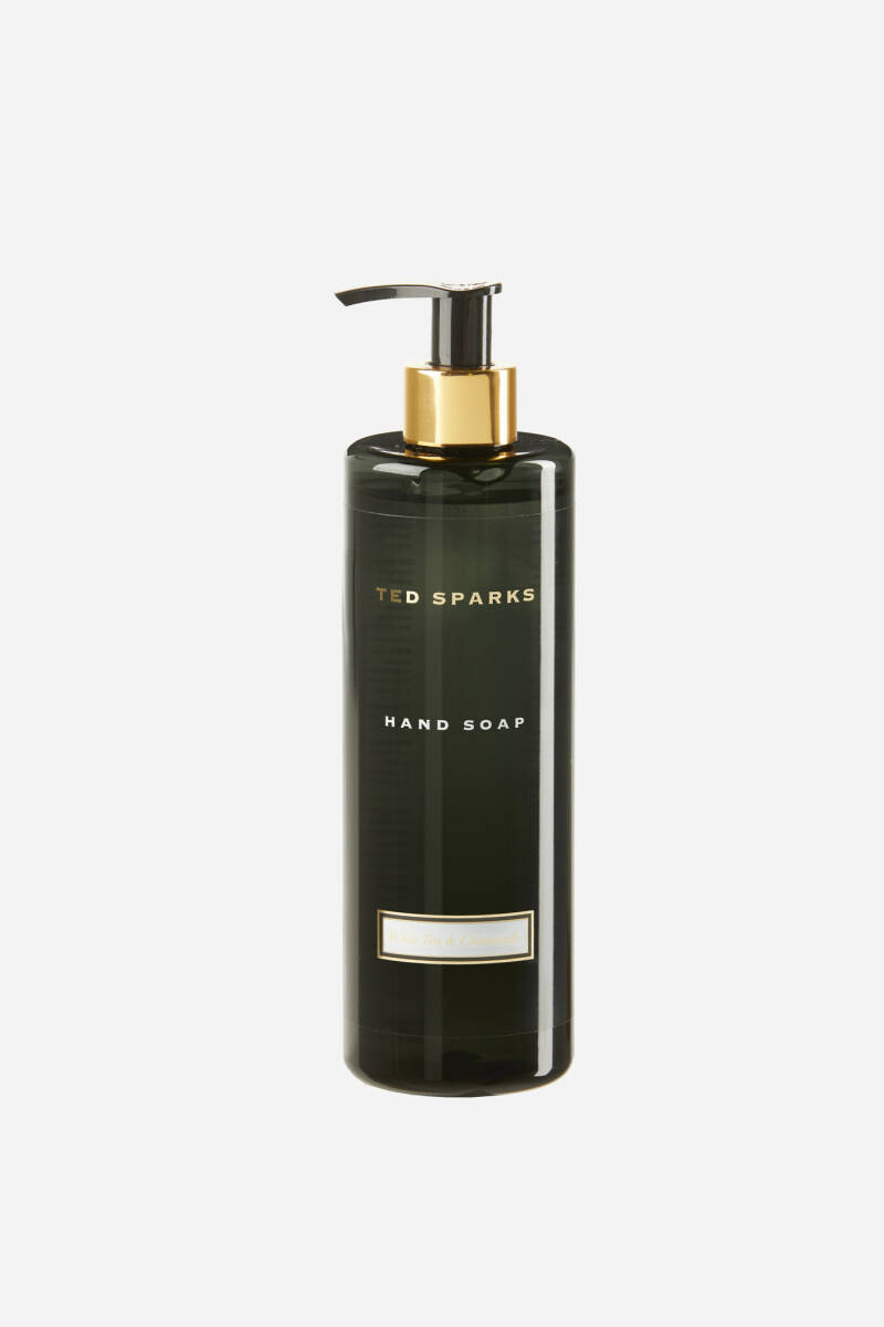 TED SPARKS - Hand Soap - White Tea & Chamomile
