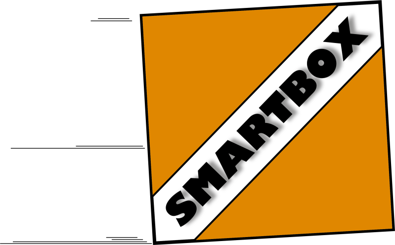 THE SMARTBOX-3 Netherlands, Belgium and Germany only.