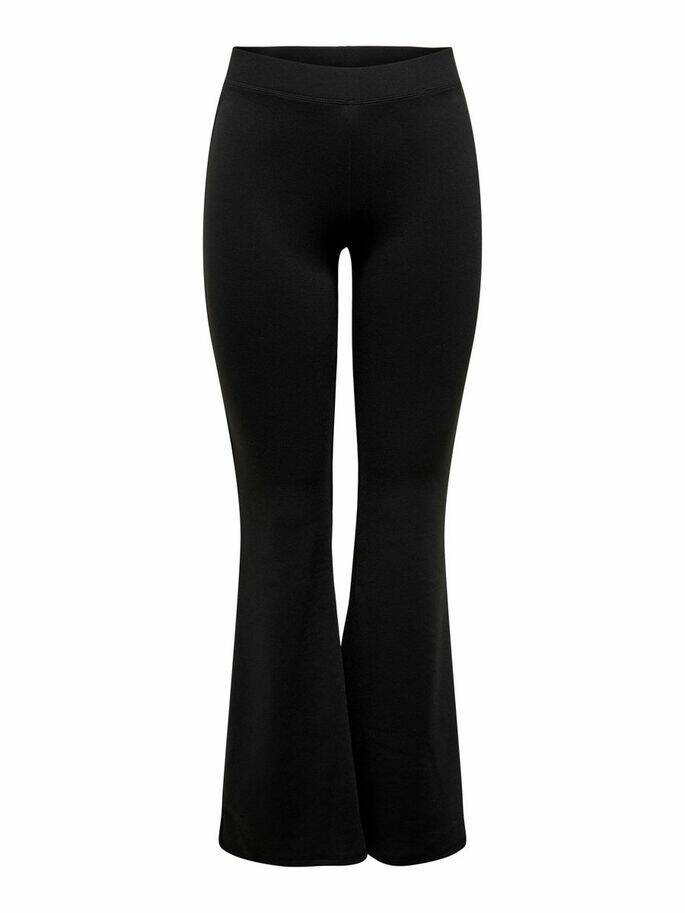Fever Stretched Flaired Pant