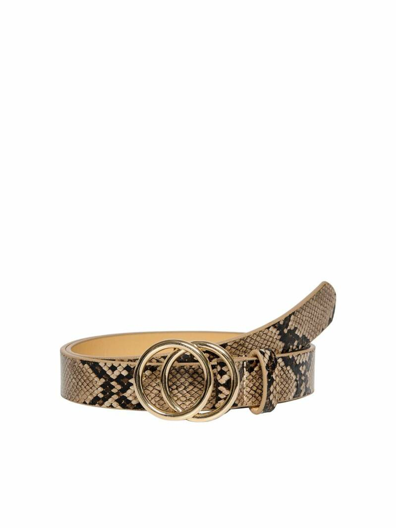 ONLY riem snake gold