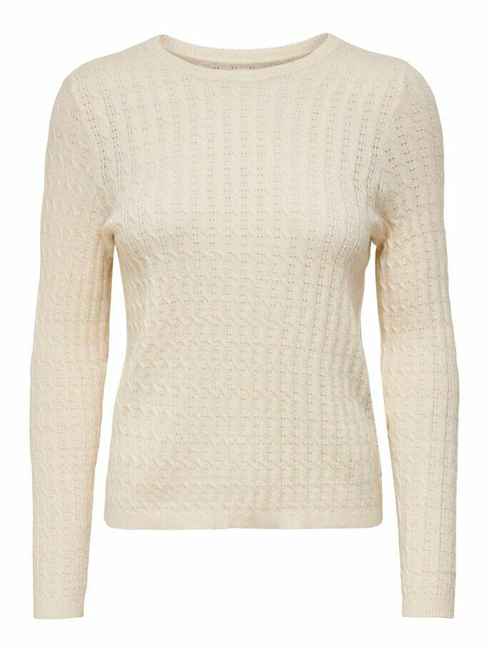 ONLY Katia Cable Pullover