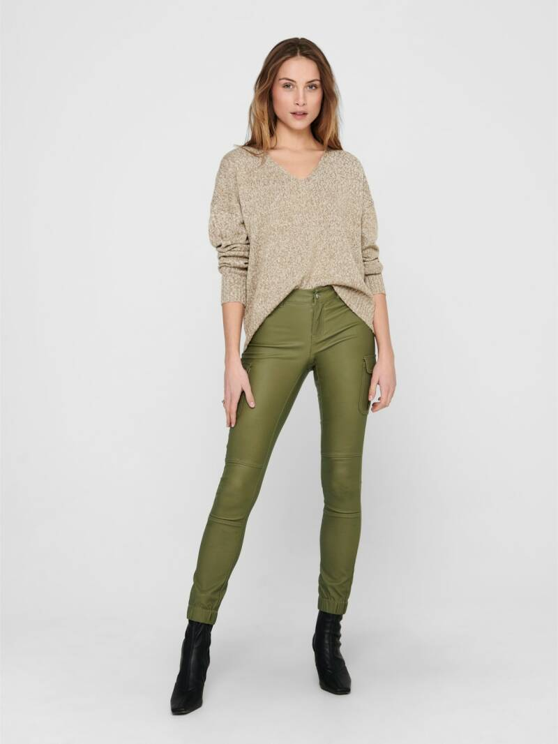 ONLY missouri-NYA- reg ankle cargo coated green