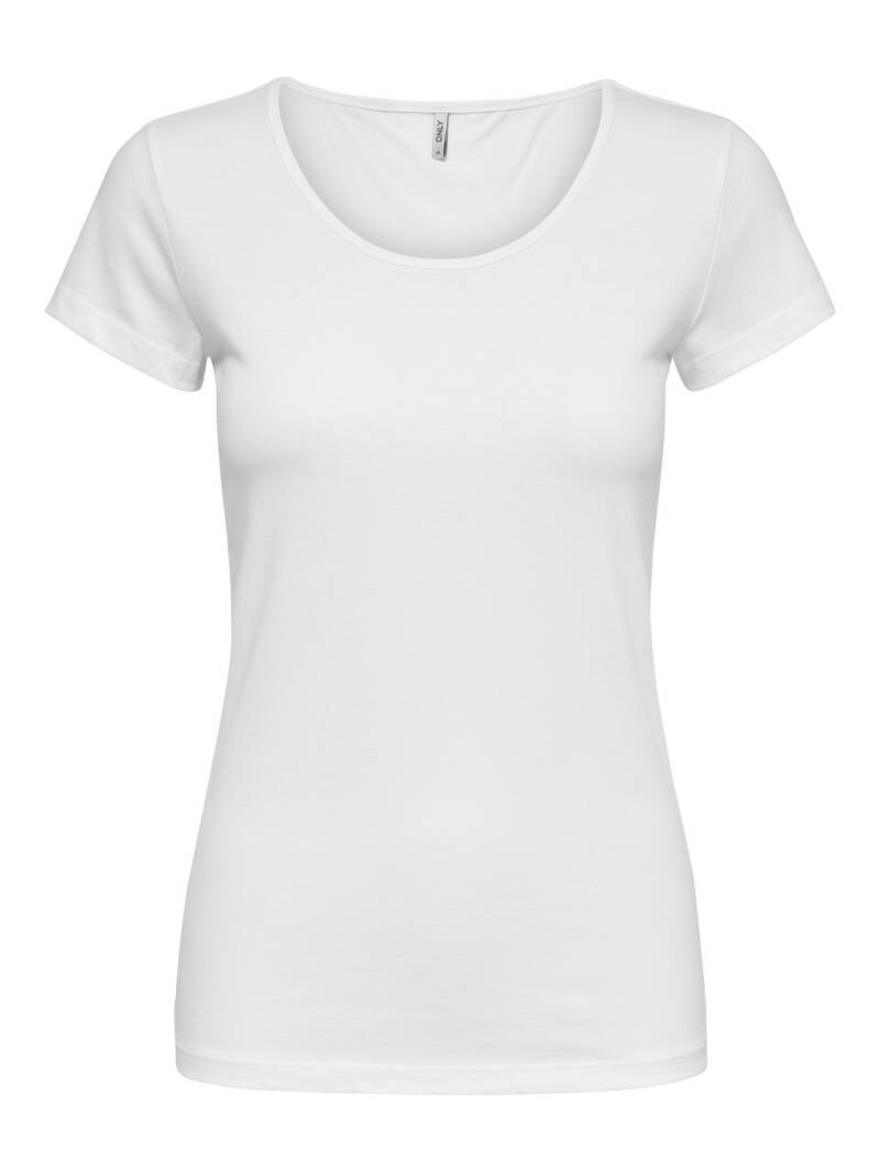 ONLY LIVE LOVE LIFE O-Neck Top