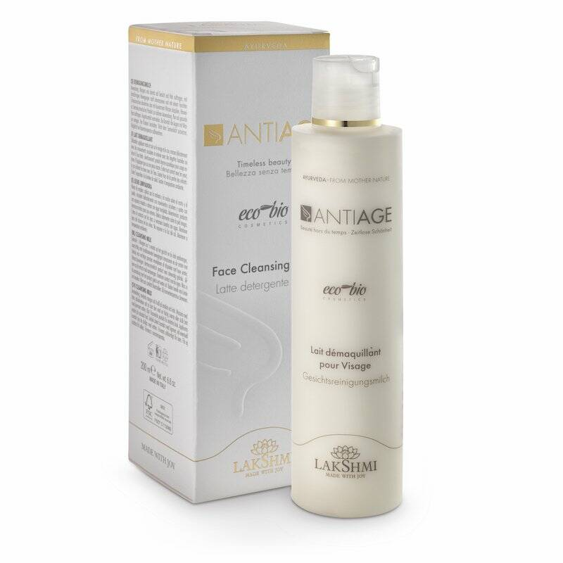 ANTI AGE CLEANSING MILK 200 ML