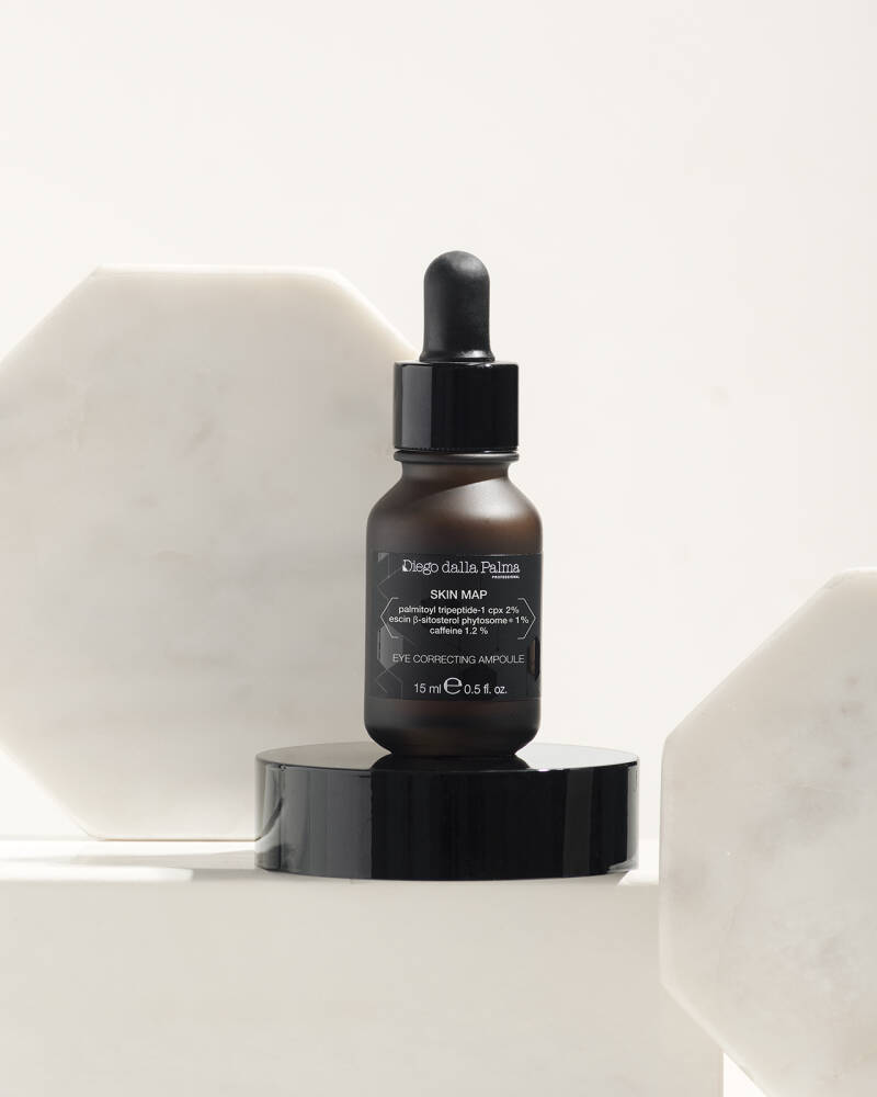 Eye correcting ampoule – intensive concentrate anti bags and dark circles