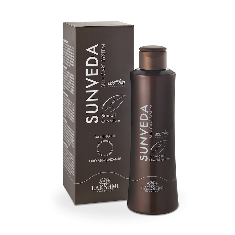 SUNVEDA TANNING OIL 200 ML