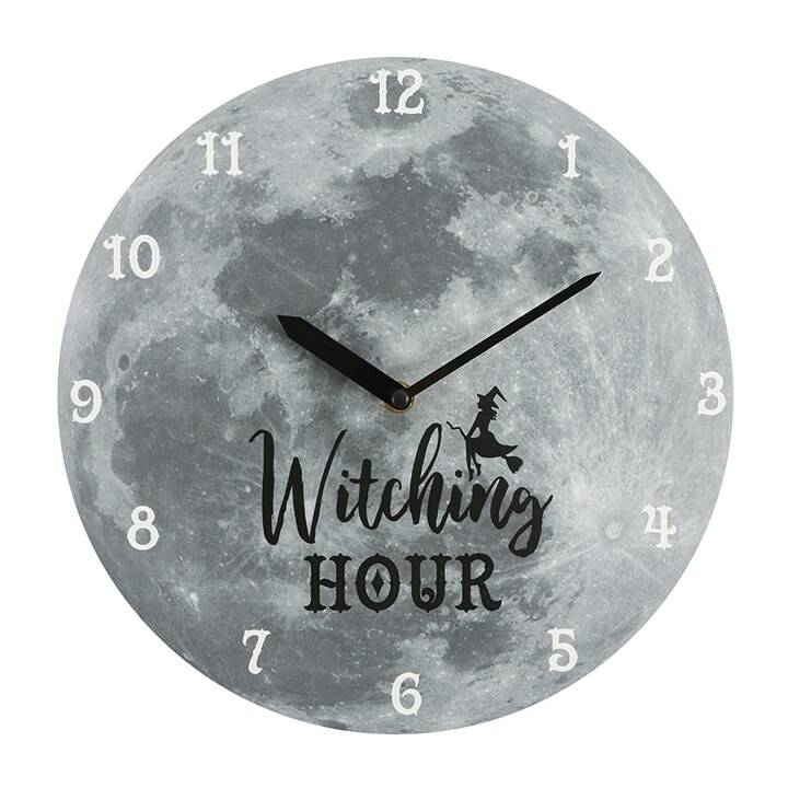 Klok witch hour