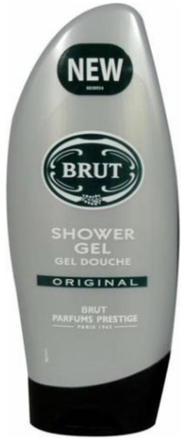 Brut Douchegel - Original - 250 ml