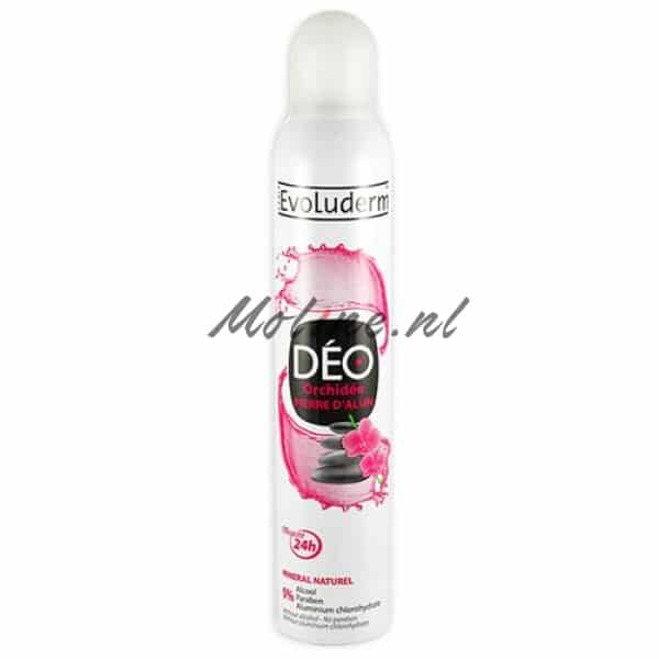 Evoluderm Orchidee Deodorant spray 250ml