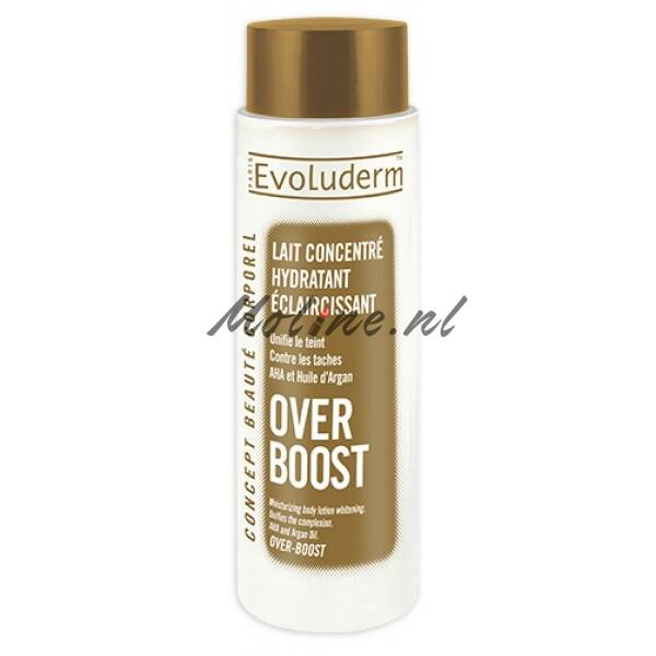 Geconcentreerde body lotion whitening Over Boost 500ml