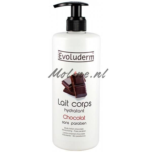 Chocolate Bodylotion 0% parabenen 500ml